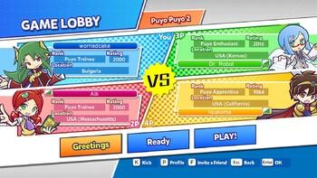 Screenshot5 - Puyo Puyo Champions / ぷよぷよ eスポーツ