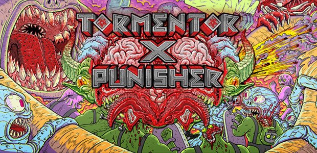 Tormentor❌Punisher - Cover / Packshot