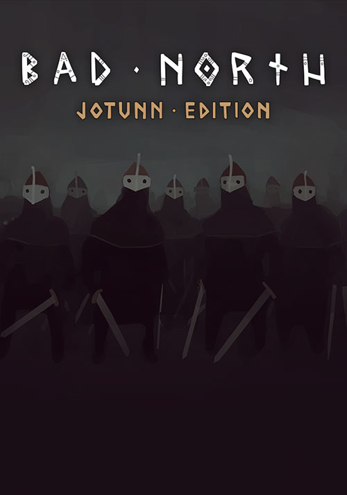 Bad North: Jotunn Edition - Cover