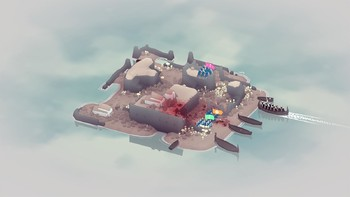 Screenshot2 - Bad North: Jotunn Edition Deluxe