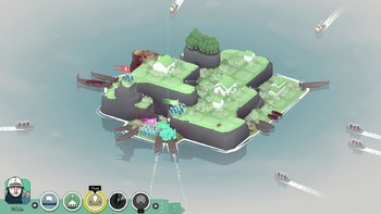 Screenshot5 - Bad North - Deluxe Edition