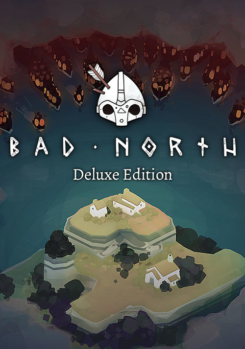 Bad North: Jotunn Edition Deluxe - Cover / Packshot