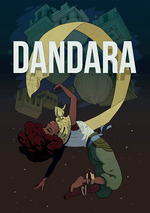 Dandara: Trials of Fear Edition - Cover / Packshot