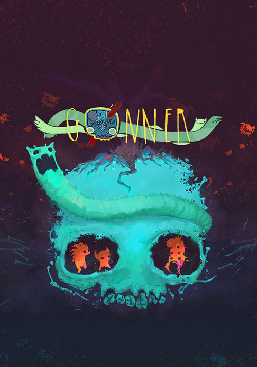 GoNNER - Cover / Packshot
