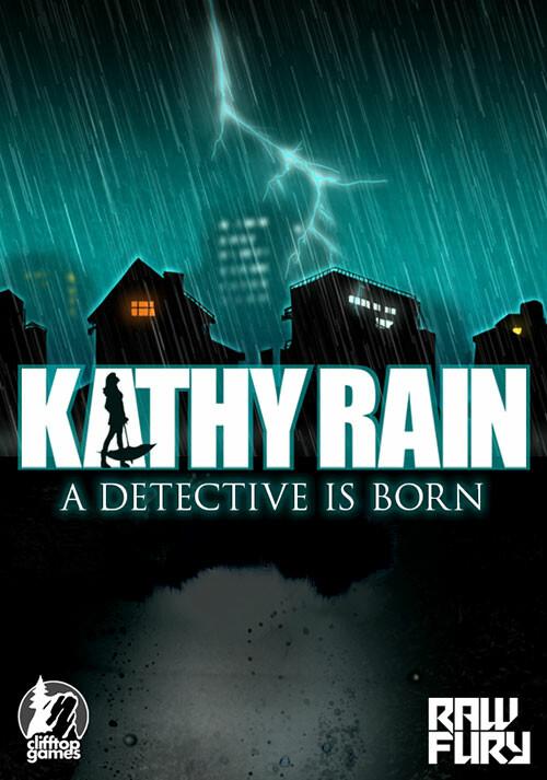 Kathy Rain - Cover