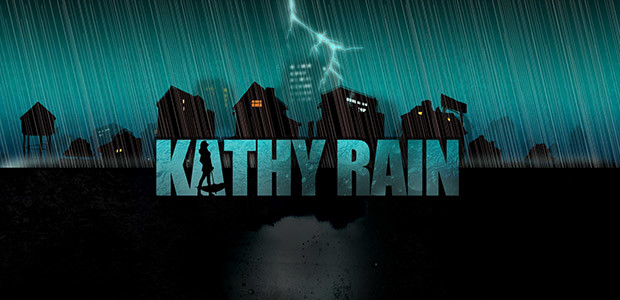 Kathy Rain - Cover / Packshot