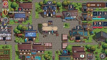 Screenshot1 - Swag and Sorcery