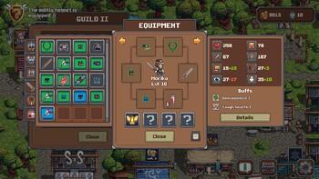 Screenshot2 - Swag and Sorcery