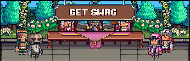 Get Swag - Swag and Sorcery