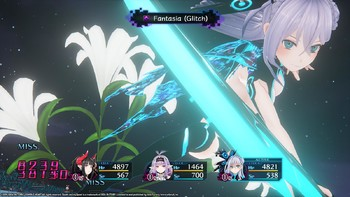 Screenshot2 - Death end re;Quest