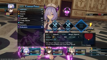 Screenshot5 - Death end re;Quest