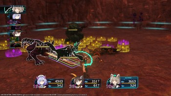 Screenshot9 - Death end re;Quest