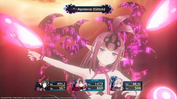 Screenshot1 - Death end re;Quest