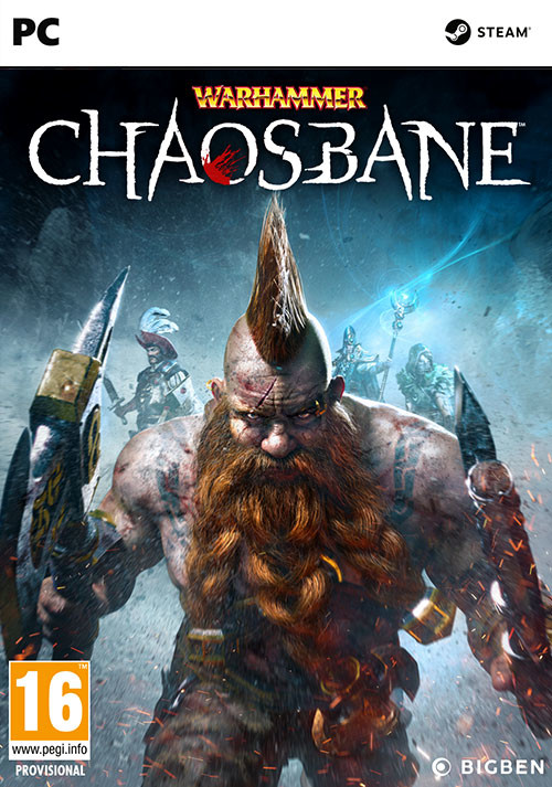 Warhammer: Chaosbane - Cover