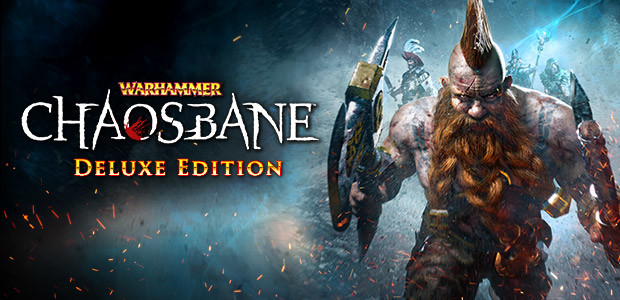 Warhammer: Chaosbane Deluxe Edition - Cover / Packshot