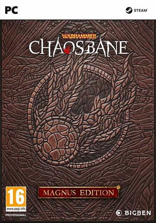 Warhammer: Chaosbane Magnus Edition - Cover / Packshot