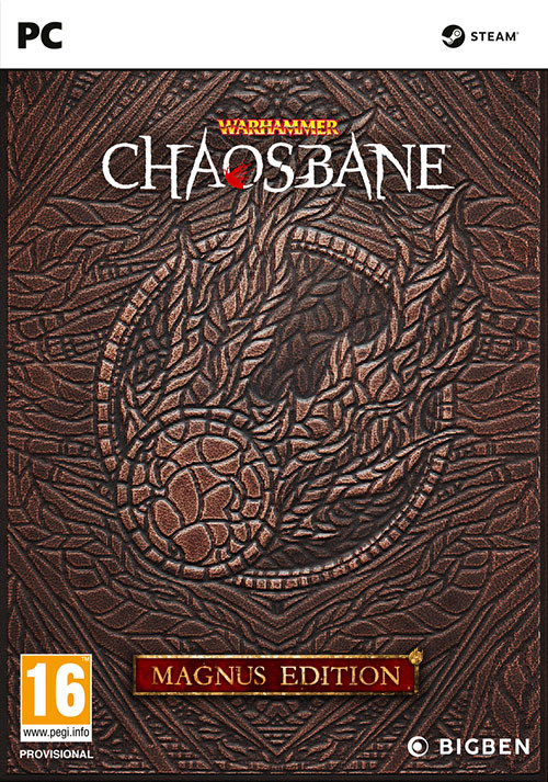 Warhammer: Chaosbane Magnus Edition - Cover
