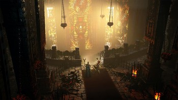 Screenshot1 - Warhammer: Chaosbane - Emotes & Blessing