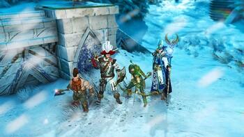 Screenshot3 - Warhammer: Chaosbane - Emotes & Blessing