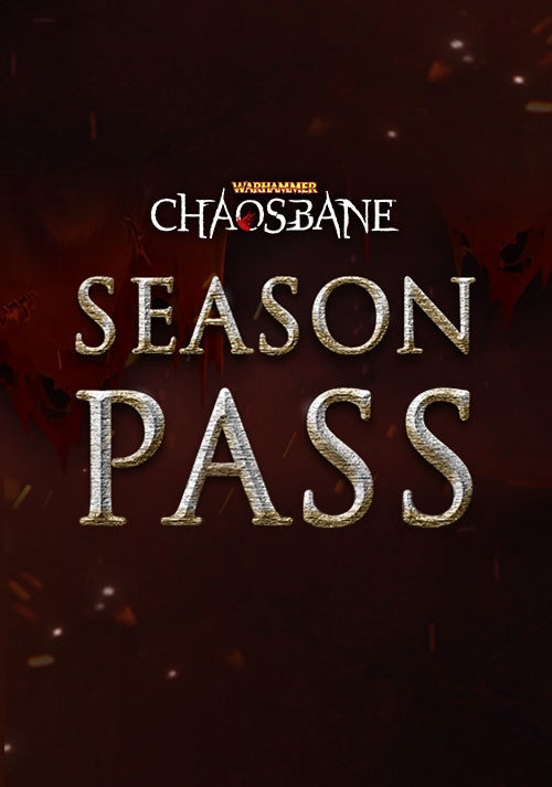 Warhammer: Chaosbane Season Pass - Cover / Packshot