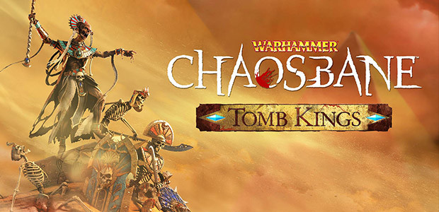 Warhammer: Chaosbane - Tomb Kings - Cover / Packshot
