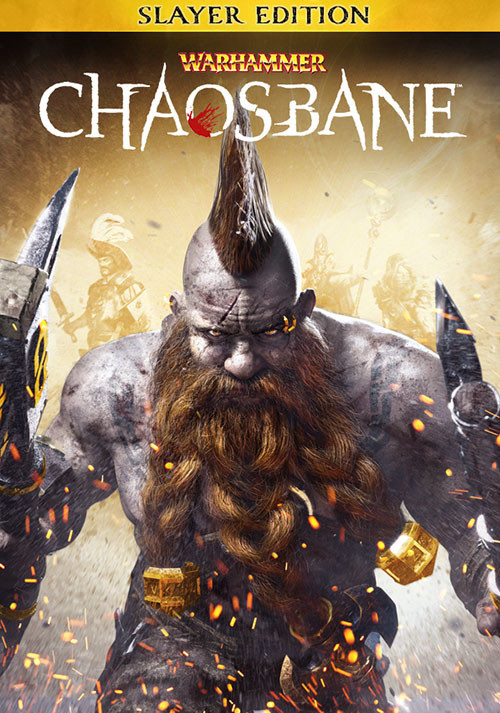 Warhammer: Chaosbane Slayer Edition - Cover / Packshot