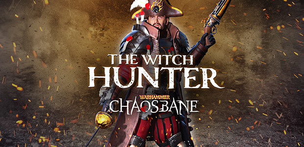 Warhammer: Chaosbane - The Witch Hunter - Cover / Packshot