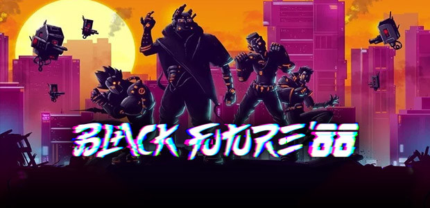Black Future '88 - Cover / Packshot