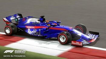 Screenshot1 - F1 2019 Anniversary Edition