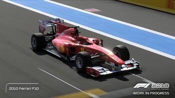 Screenshot4 - F1 2019 Legends Edition