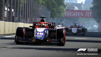 Screenshot7 - F1 2019 Legends Edition