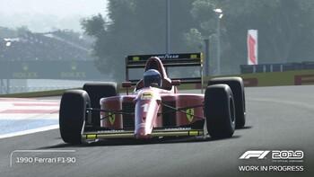 Screenshot1 - F1 2019 Legends Edition
