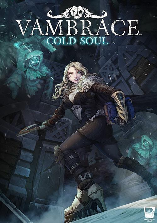 Vambrace: Cold Soul - Cover / Packshot