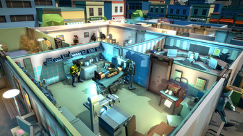 Screenshot1 - Rescue HQ - The Tycoon