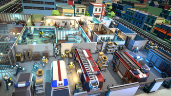 Screenshot6 - Rescue HQ - The Tycoon