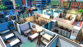 Screenshot2 - Rescue HQ - The Tycoon