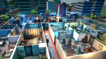 Screenshot3 - Rescue HQ - The Tycoon