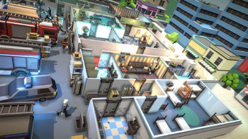 Screenshot8 - Rescue HQ - The Tycoon