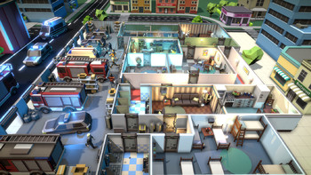Screenshot9 - Rescue HQ - The Tycoon