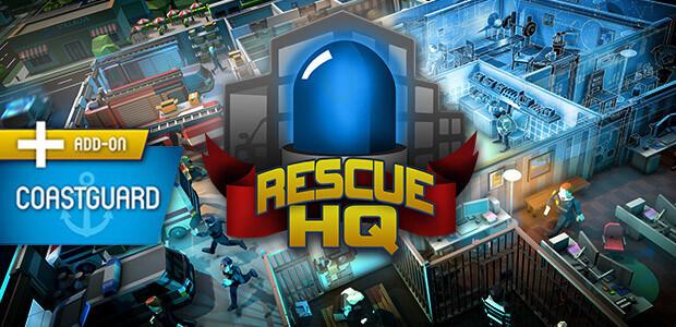 Rescue HQ - Coastguard Bundle