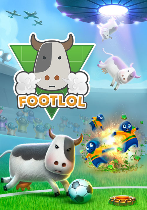 FootLOL: Epic Fail League - Cover / Packshot
