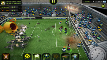 Screenshot3 - FootLOL: Epic Fail League