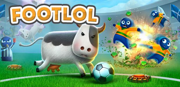 FootLOL: Epic Fail League - Cover / Packshot
