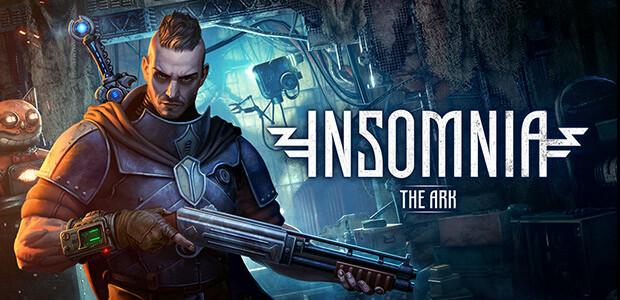 INSOMNIA: The Ark - Cover / Packshot