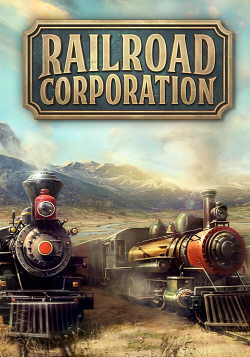 Railroad Corporation - Cover / Packshot