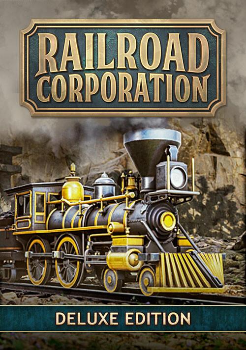 Railroad Corporation - Deluxe Edition DLC - Cover / Packshot