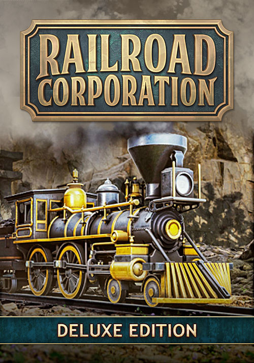 Railroad Corporation - Deluxe Edition DLC - Cover / Packshot