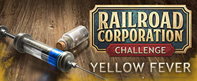 Railroad Corporation - Yellow Fever DLC