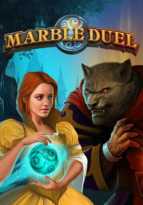 Marble Duel - Cover / Packshot