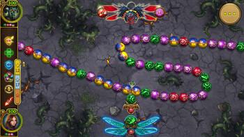 Screenshot2 - Marble Duel